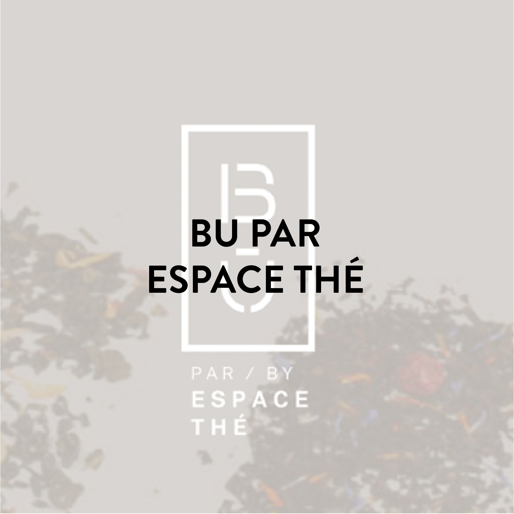 Bu par Espace Thé