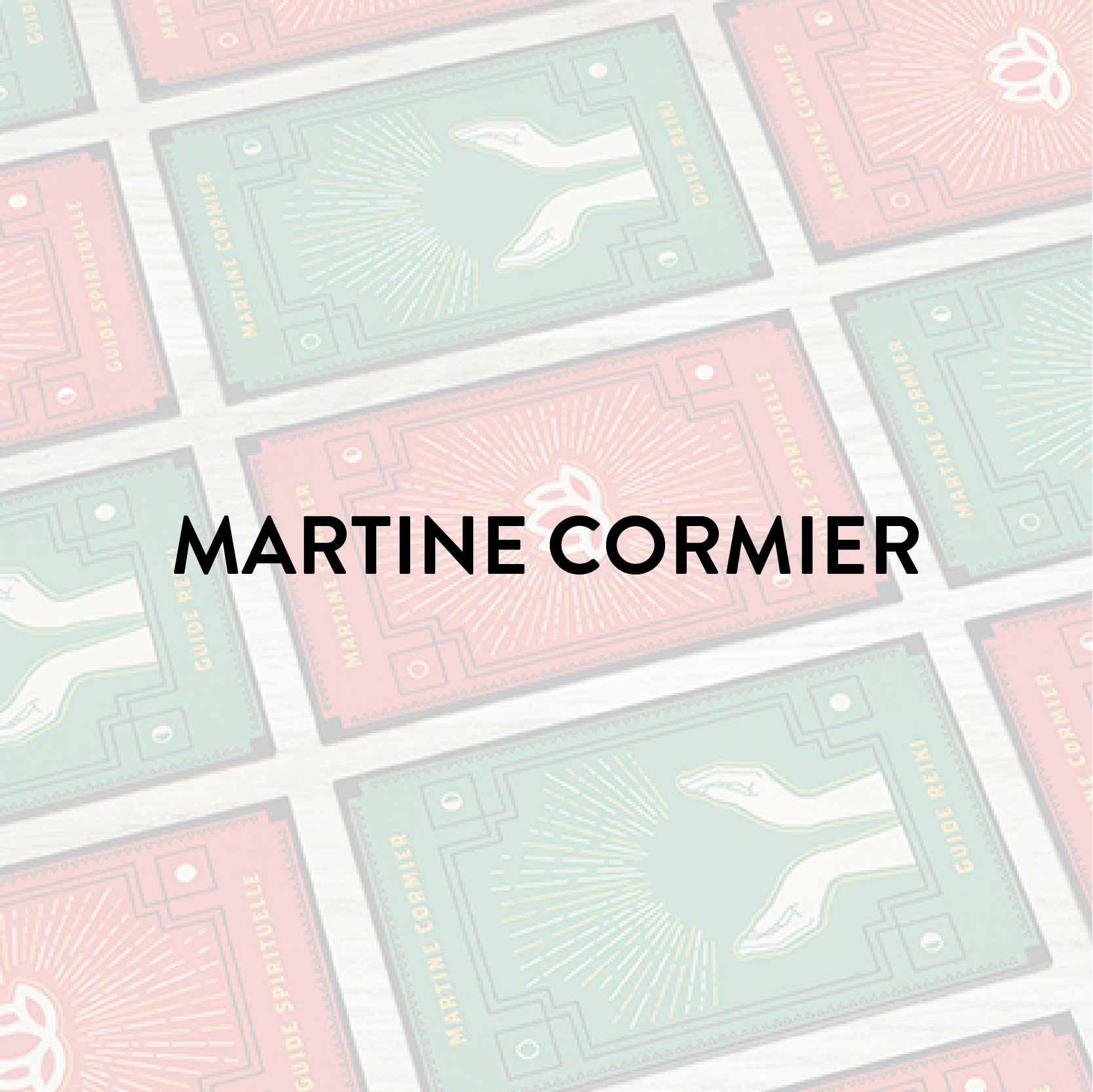 Martine Cormier